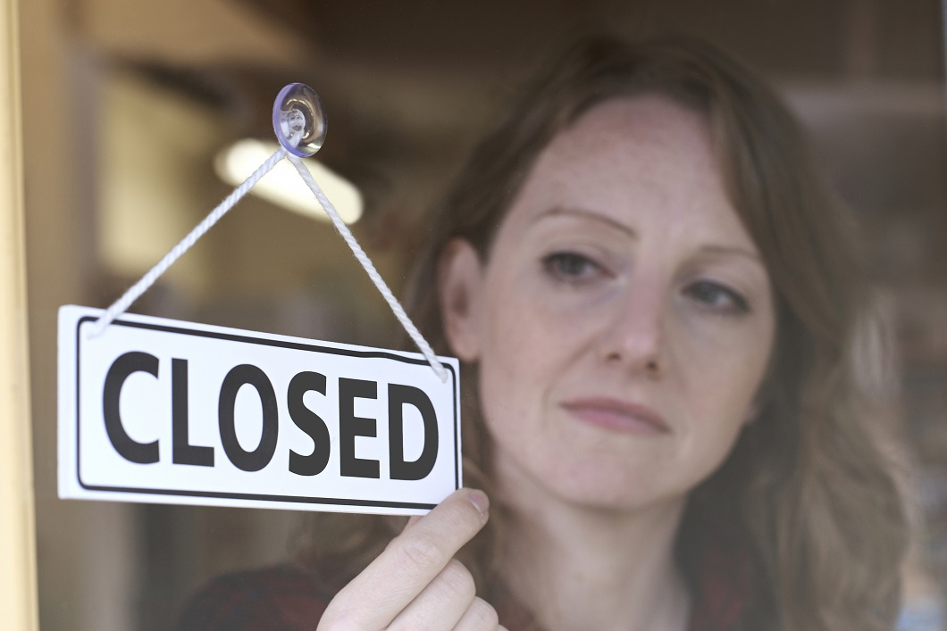 4 Steps To Close Up Shop When It's Time To Call It Quits