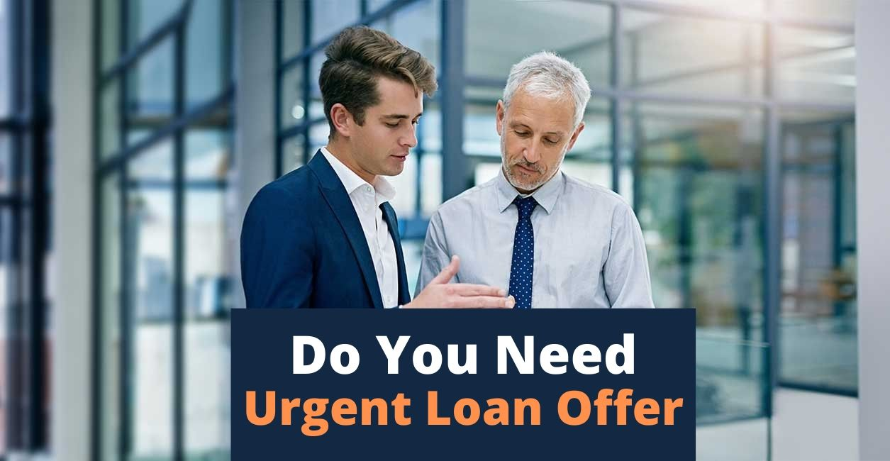 Urgent Loan Offer Services