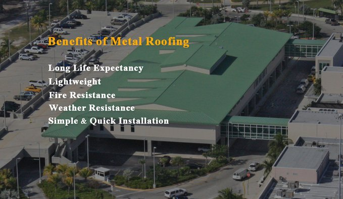 Metal Roofing System at Best Price.