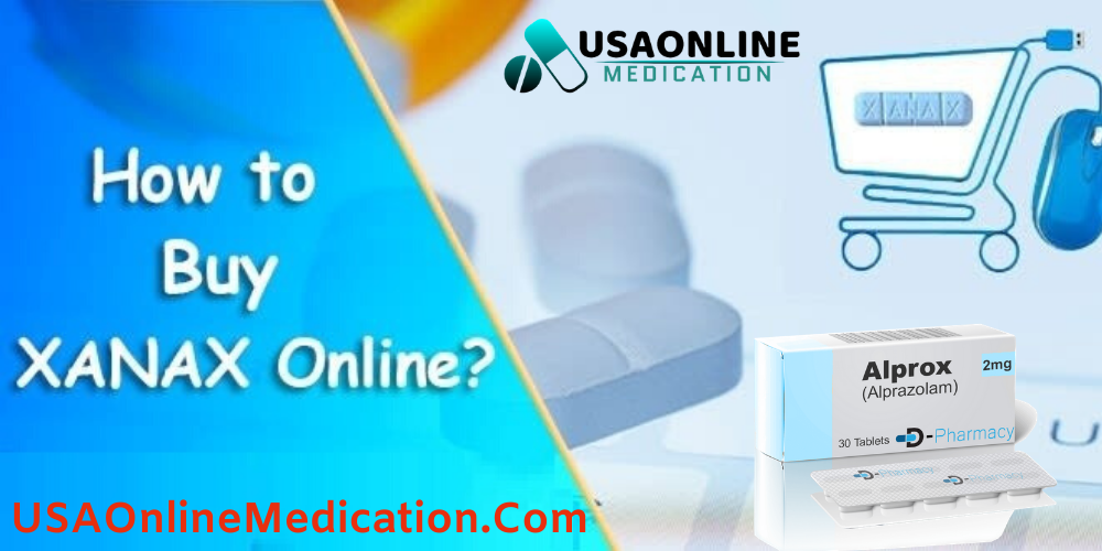 How to Buy Xanax Online | Xanax 2mg Online | USAOnlineMedication