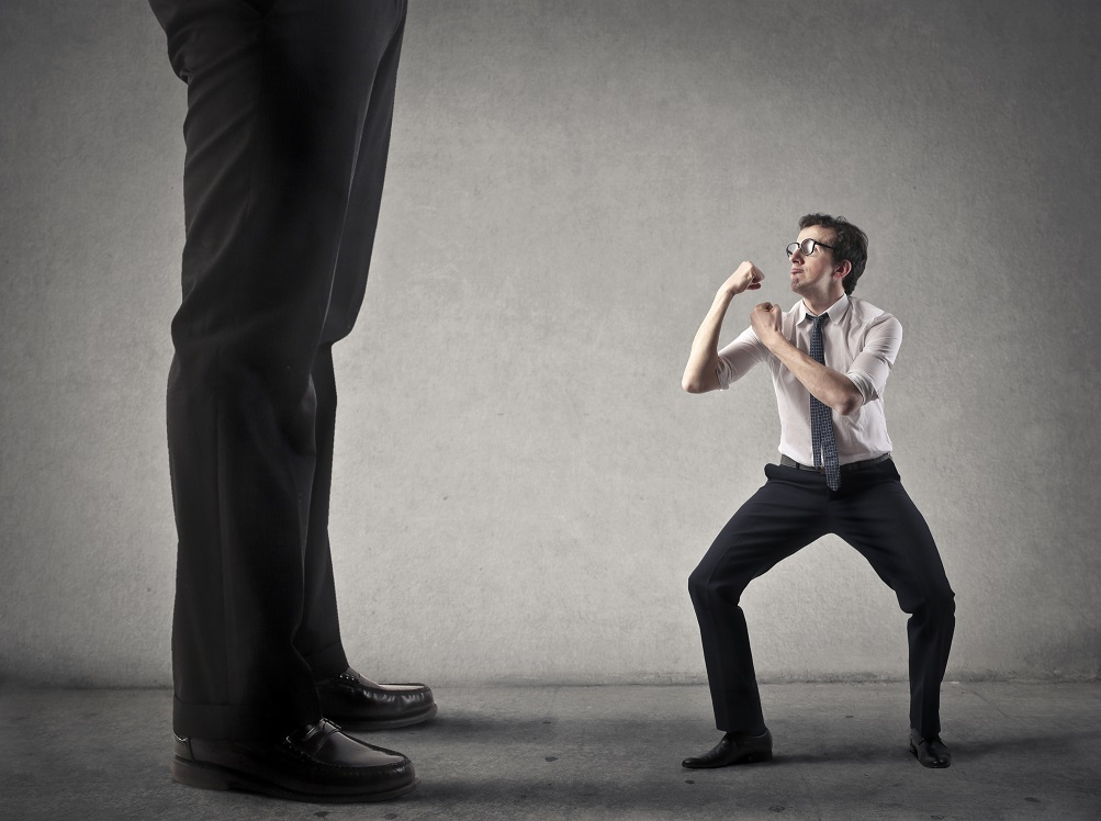 How To Challenge And Beat The Big Boys In Local Sales