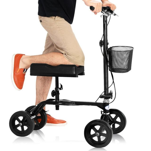 Why you should go for knee walker rentals without any second thought?