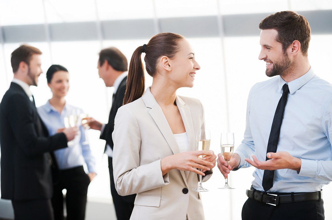 Networking Events Are A Waste Of Time If You Don't Do This