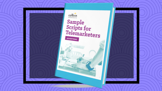 Subscribe to our newsletter and get your Sample Telemarketing Script for FREE!