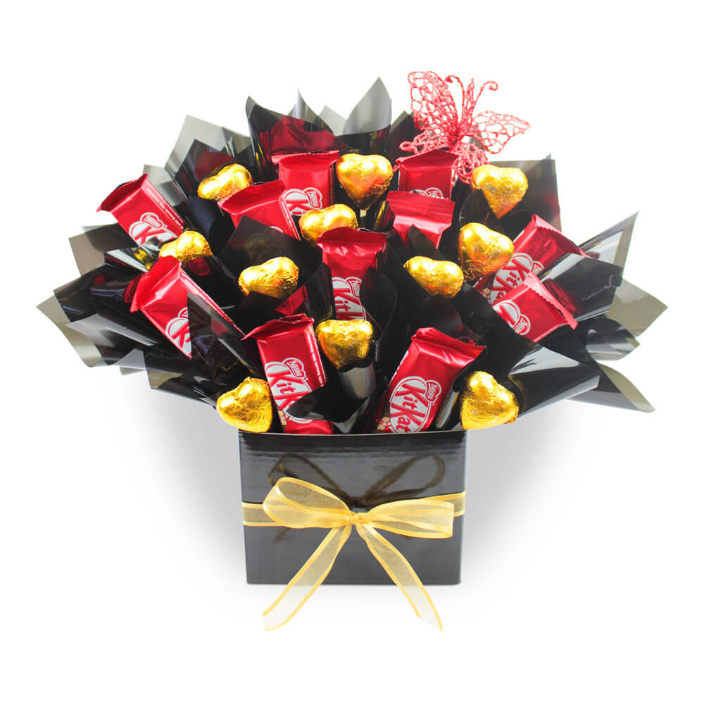 The Fast Chocolate Bouquet With OyeGifts