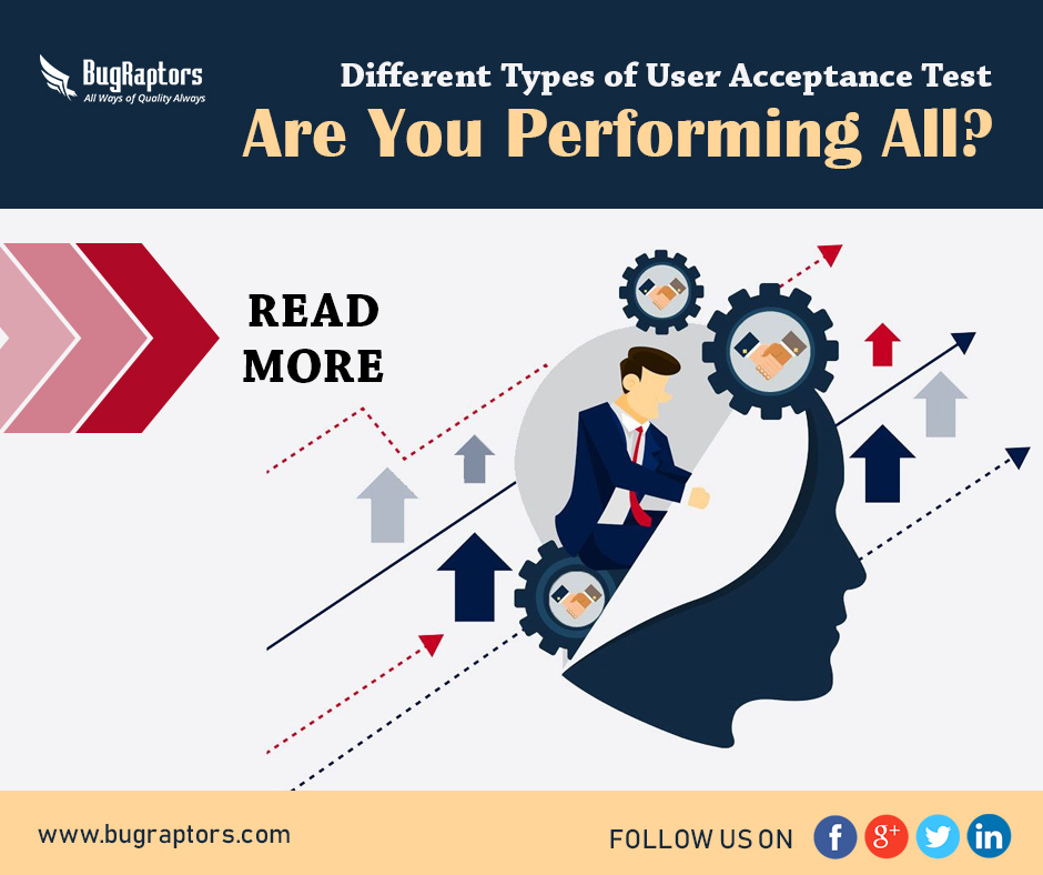 Different Types of User Acceptance Testing (UAT) and How It is Different From Functional Testing?