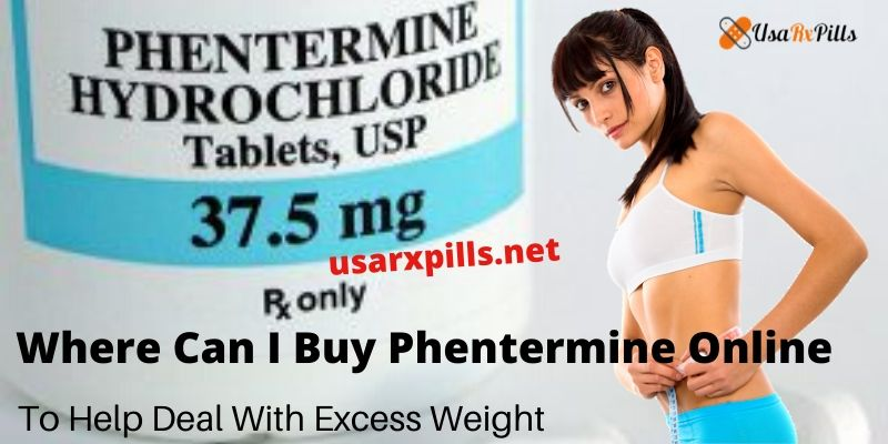 Where Can I Buy Phentermine Online | Phentermine 37.5mg tablets