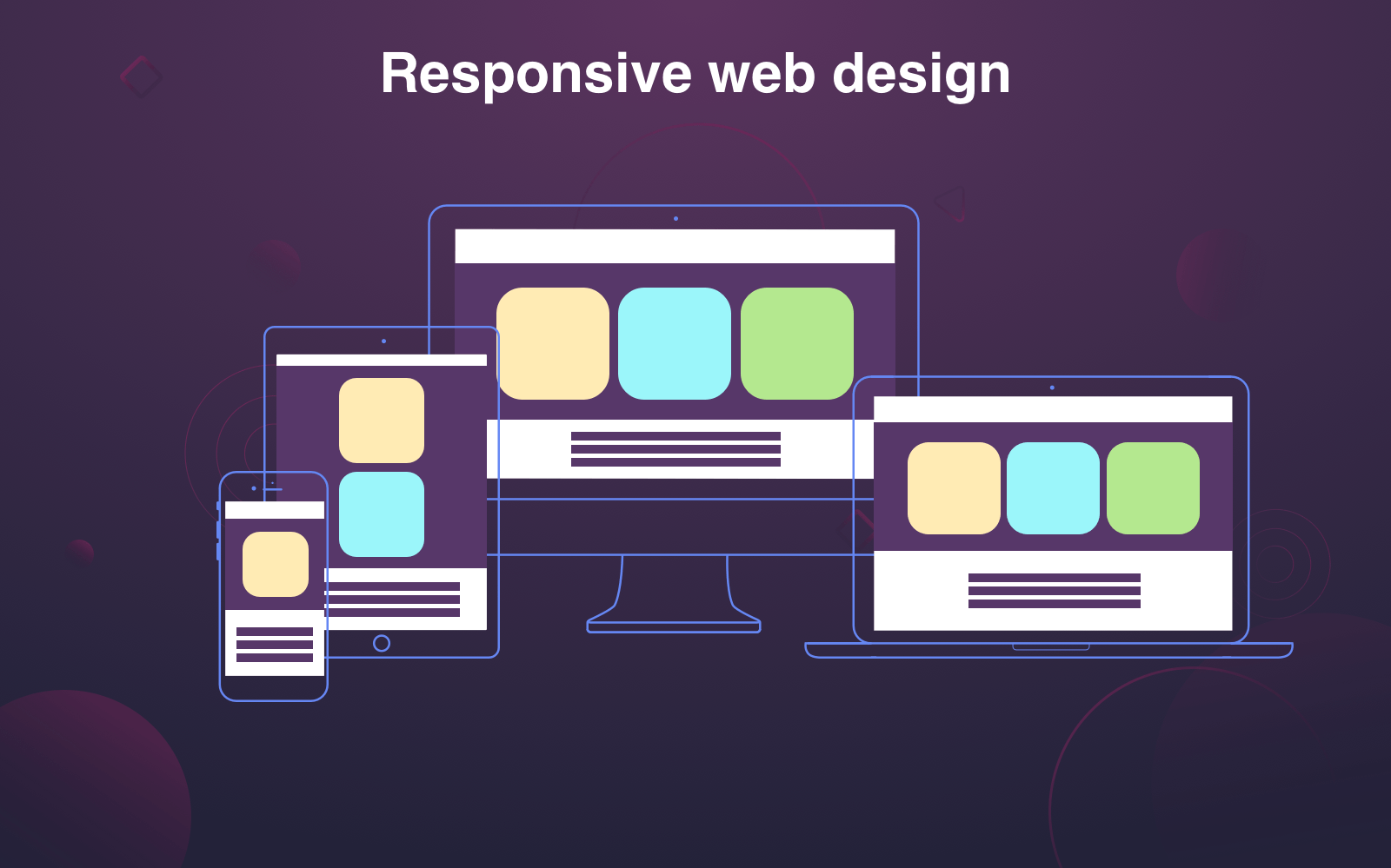 When does your website need (or needn't) a responsive design?