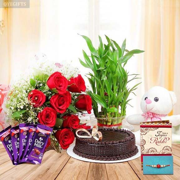 Birthday Flowers Online Deliver across India - OyeGifts