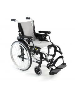 Bariatric Manual Wheelchairs Offer Comfort, Security and Independence