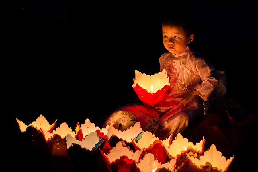 Lantern Festival in Vietnam that you simply must not miss when Planning your next long weekend